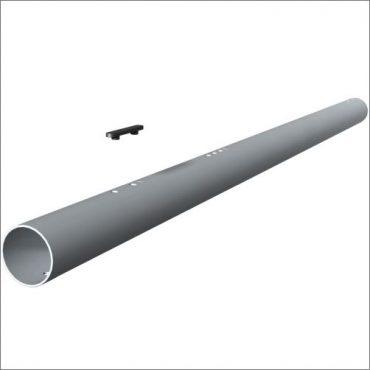 Axa spate Ø50x2x1030mm